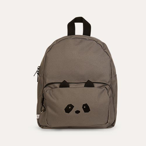 Panda Stone Grey Liewood Allan Backpack
