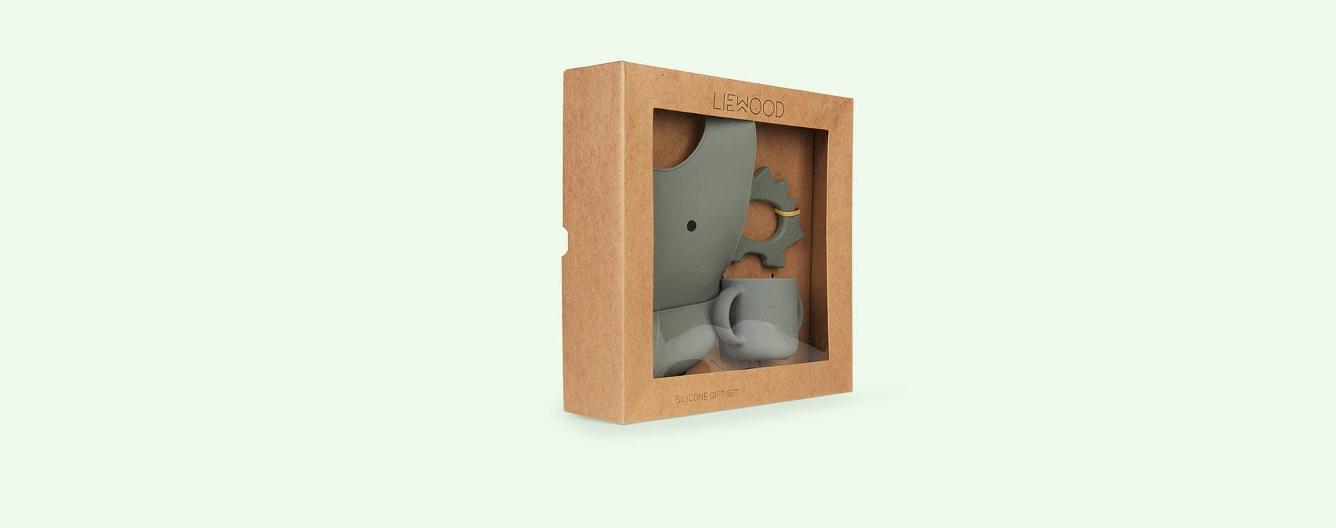 Faune Green Mix Liewood Carol Gift Set