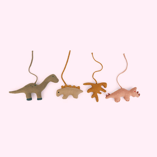 Dino Golden Caramel/Multi Mix Liewood Gio Playgym Accessories