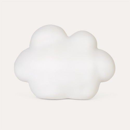 White Jabadabado Cloud Nightlight