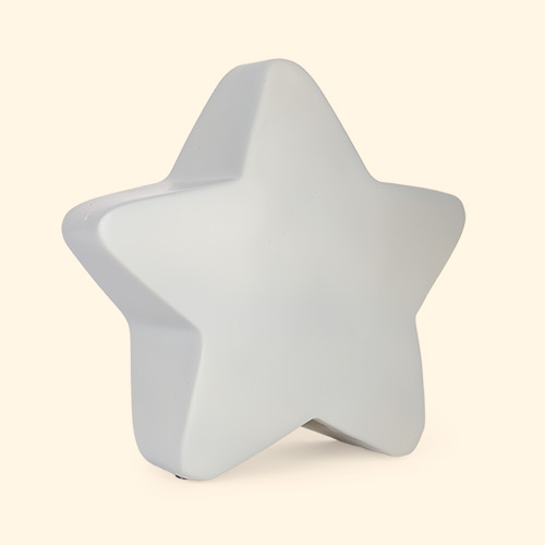 Grey Jabadabado Star Nightlight