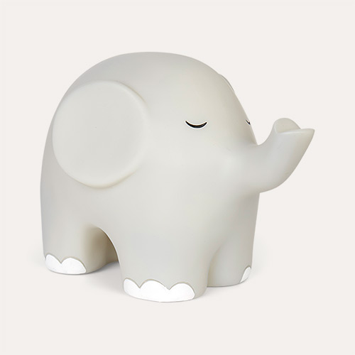 Grey Jabadabado Elephant Nightlight