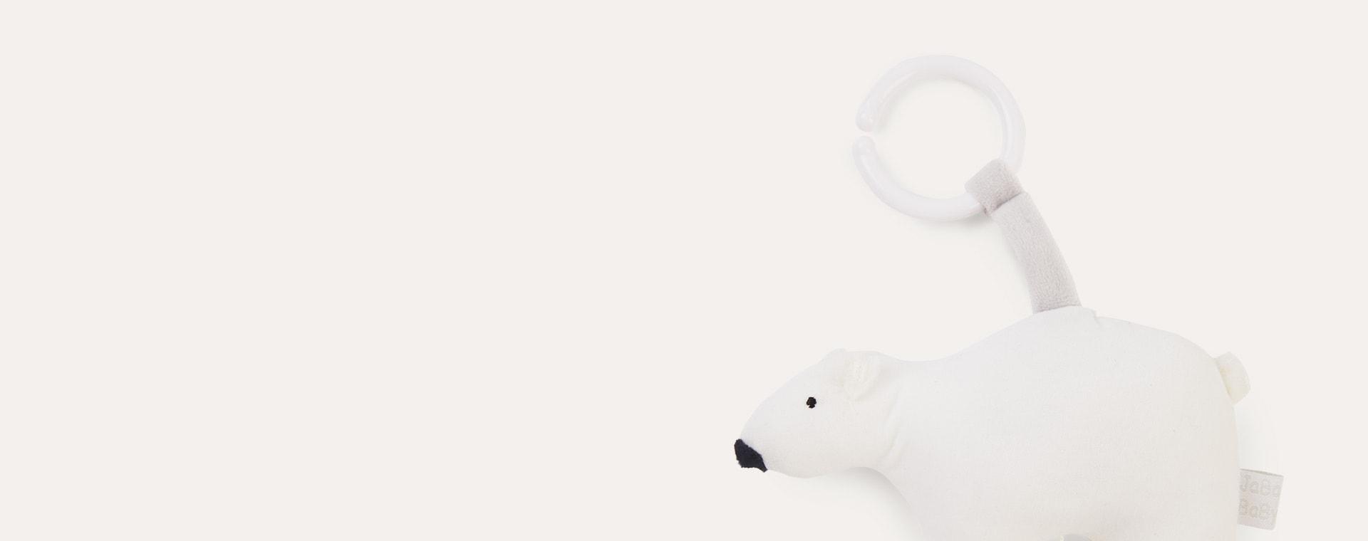 Polar Bear Jabadabado Musical Pull