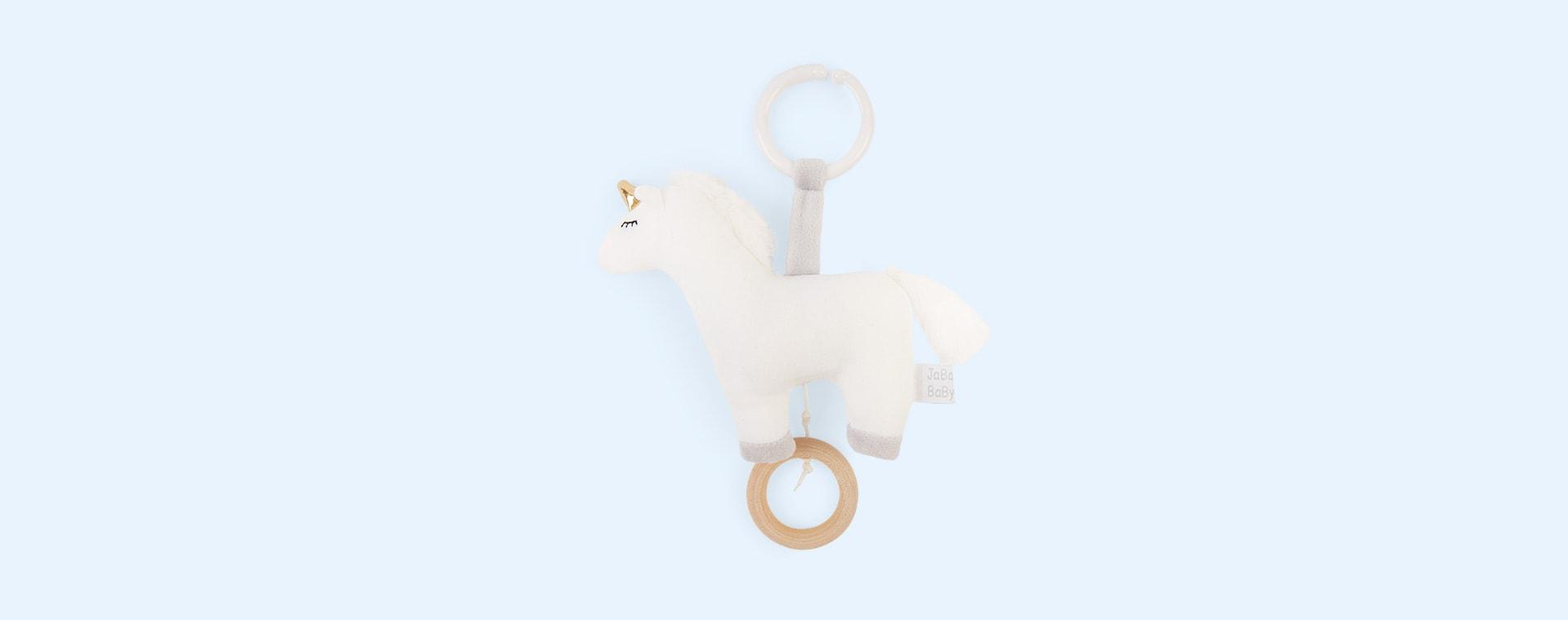 Unicorn Jabadabado Musical Pull