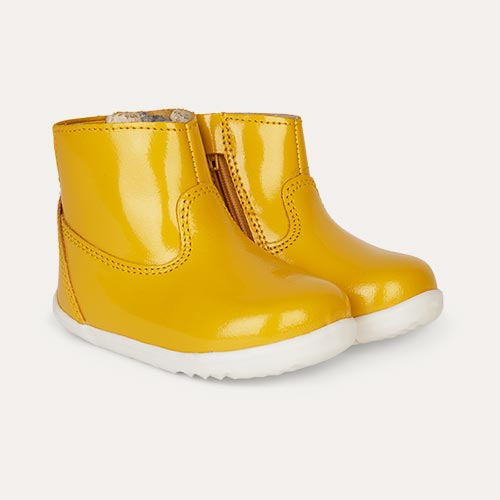Yellow Bobux Step Up Paddington Waterproof Boot
