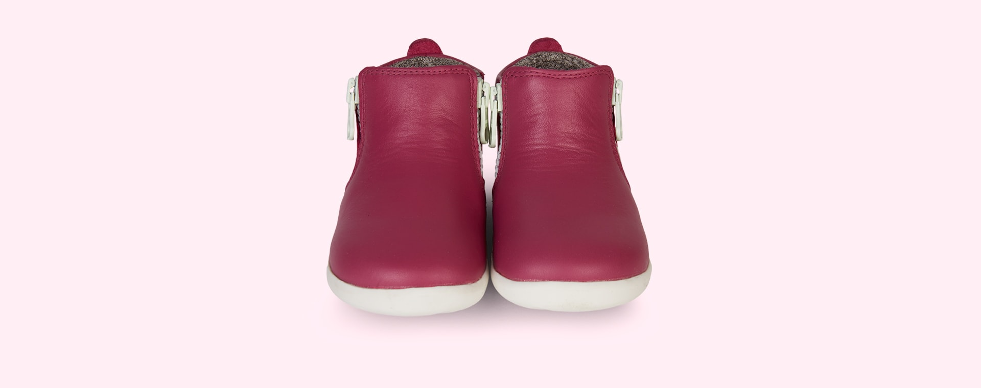 Magenta Bobux Step Up Tasman Boot