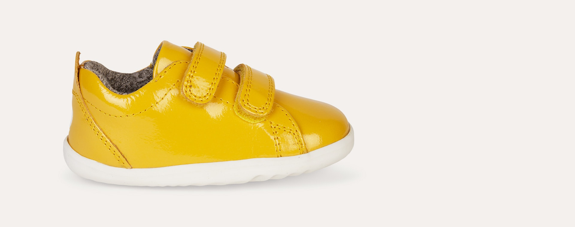 Yellow Bobux Step Up Grass Court - Waterproof