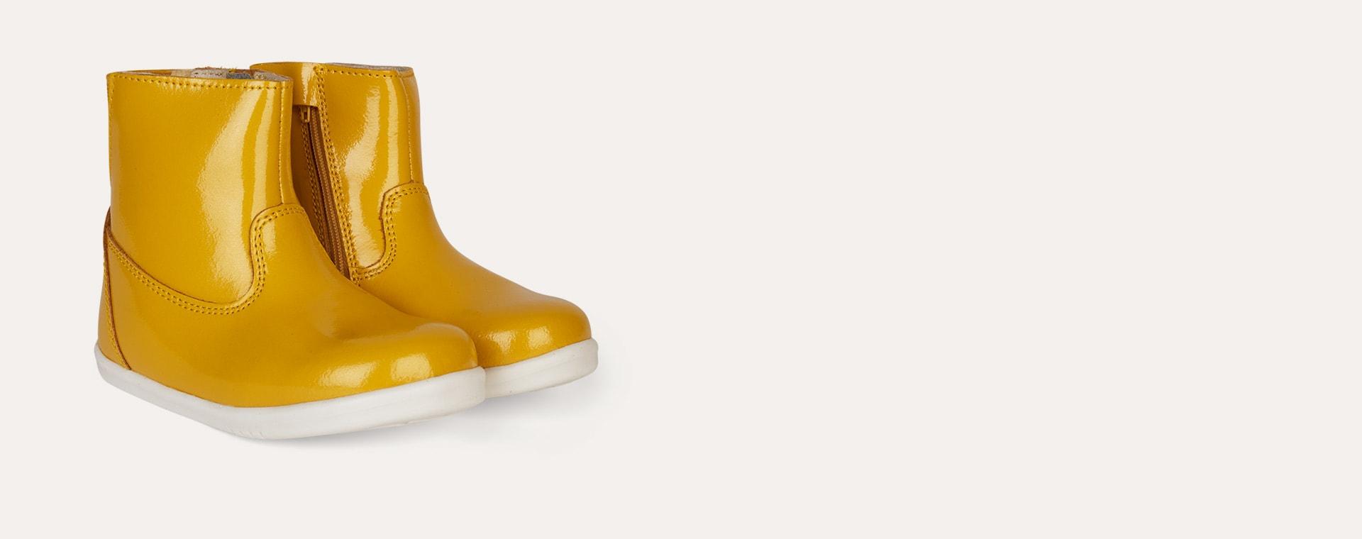 Yellow Bobux I-Walk Paddington Waterproof Boot