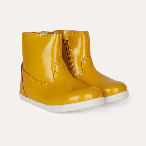 Yellow Bobux I-Walk Paddington Waterproof Boot
