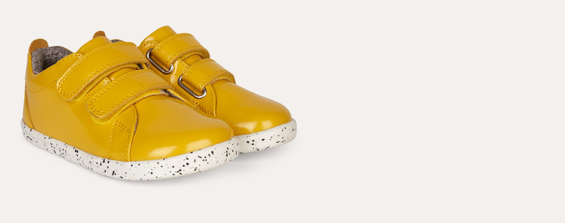 Yellow Bobux I-Walk Grass Court - Waterproof