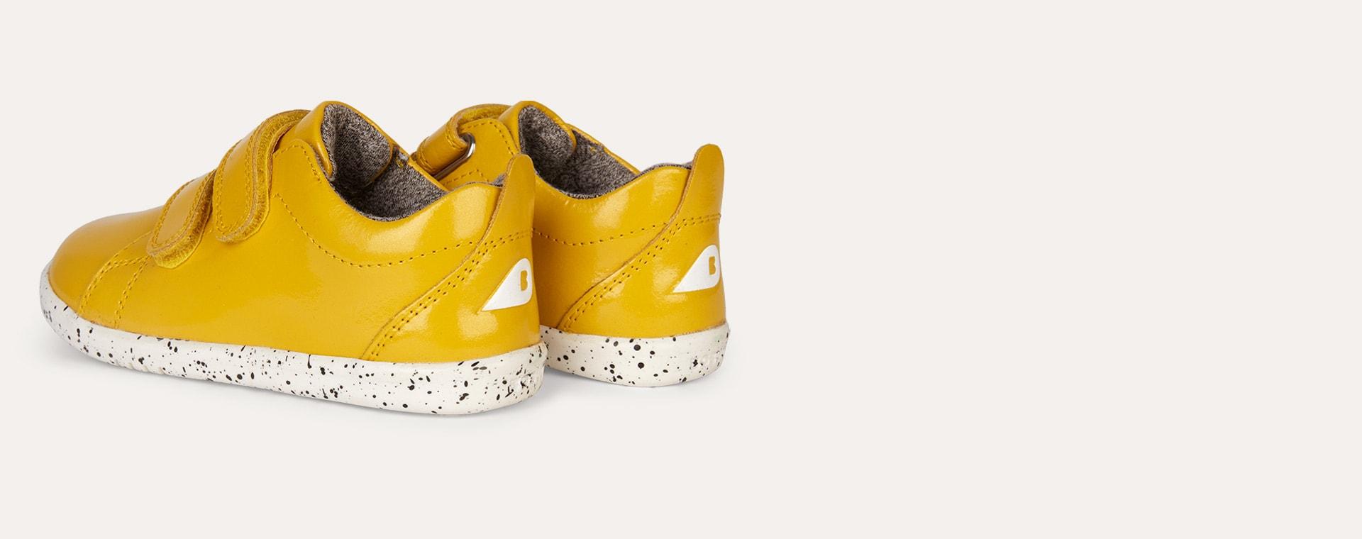 Yellow Bobux I-Walk Grass Court - Waterproof
