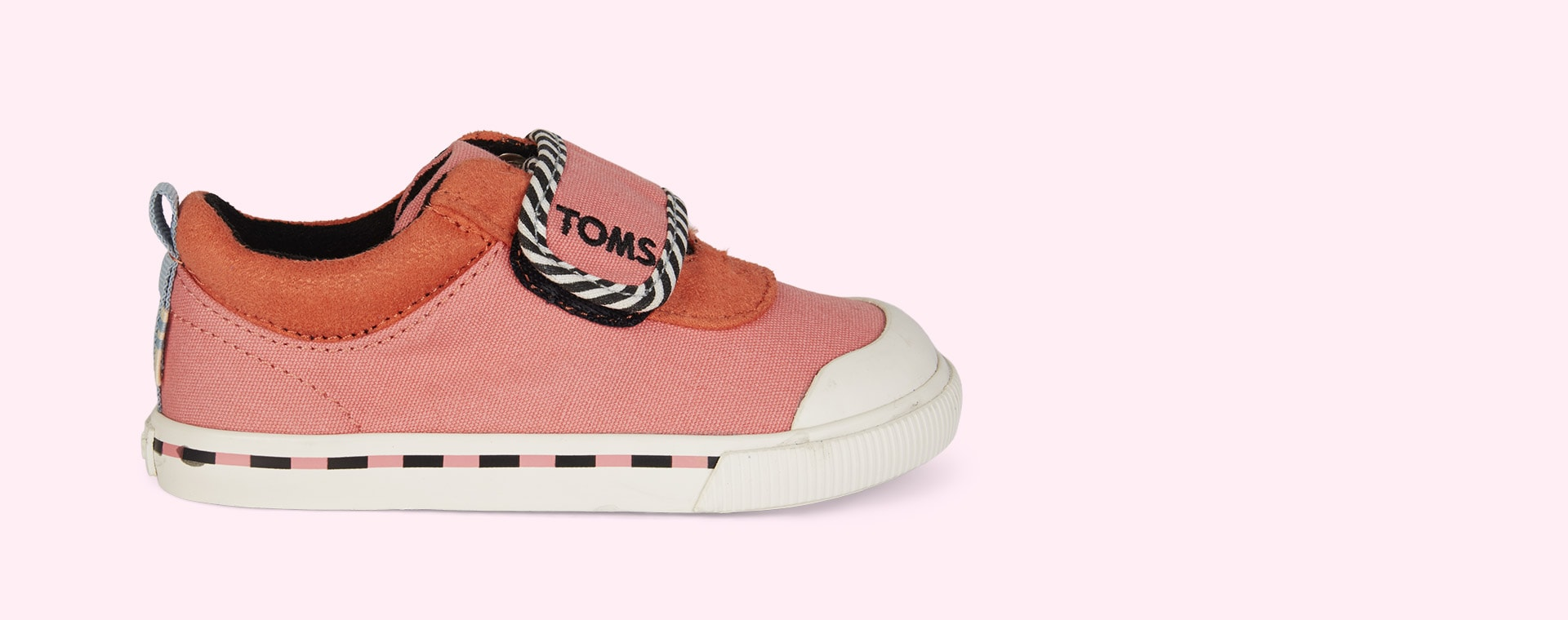Strawberry Milkshake TOMS Doheny Sneaker