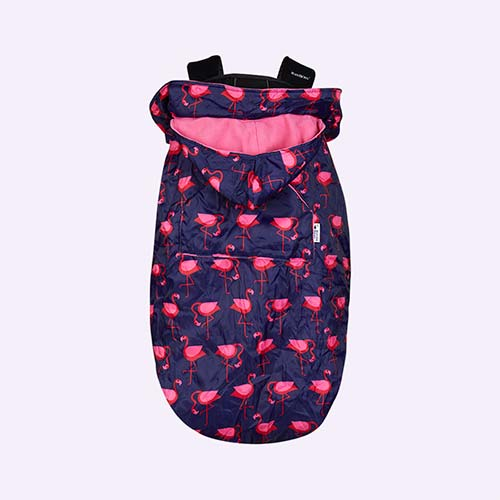 Flamingos Bundle Bean Baby Wearing Cover