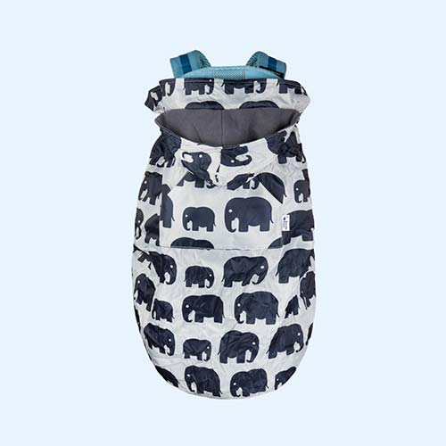 Elephant Bundle Bean Baby Wearing Cover