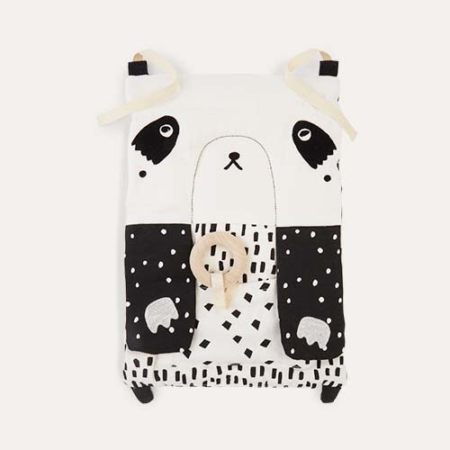 Peekaboo Panda Wee Gallery Organic Activity Pad