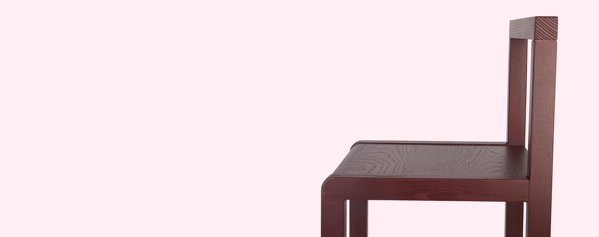 Bordeaux Ferm Living Little Architect Chair