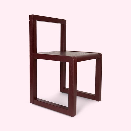 Bordeaux Ferm Living Little Architect Chair