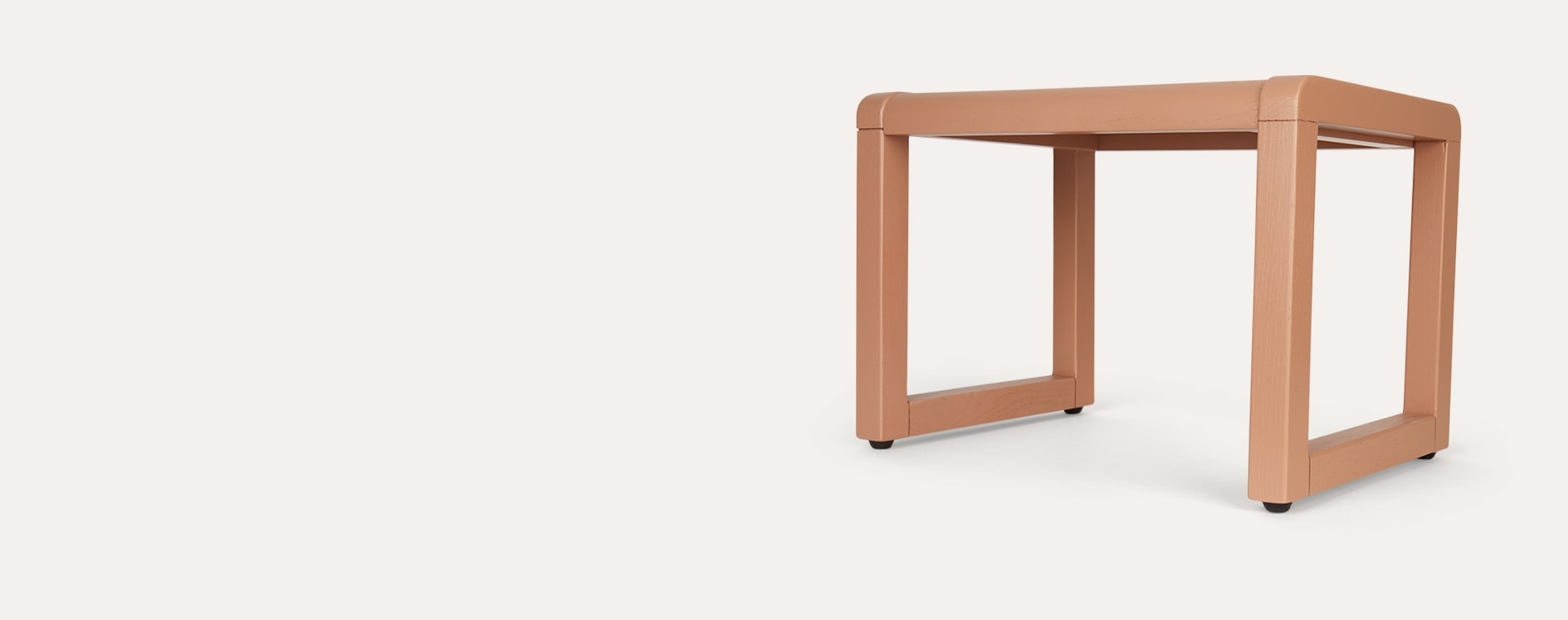 Rose Ferm Living Little Architect Stool