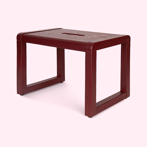 Bordeaux Ferm Living Little Architect Stool
