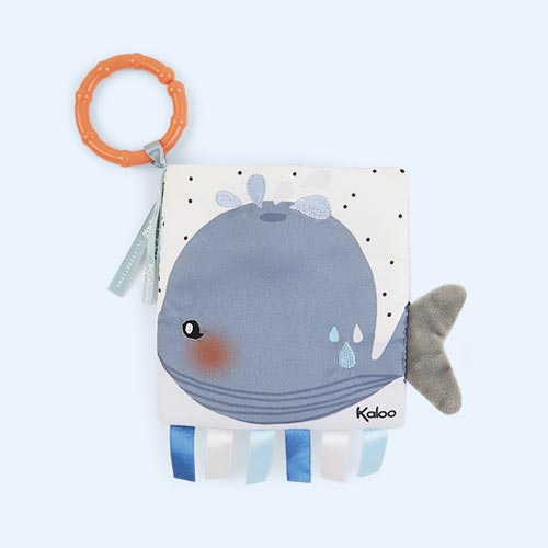 Whale Kaloo My Activity Book