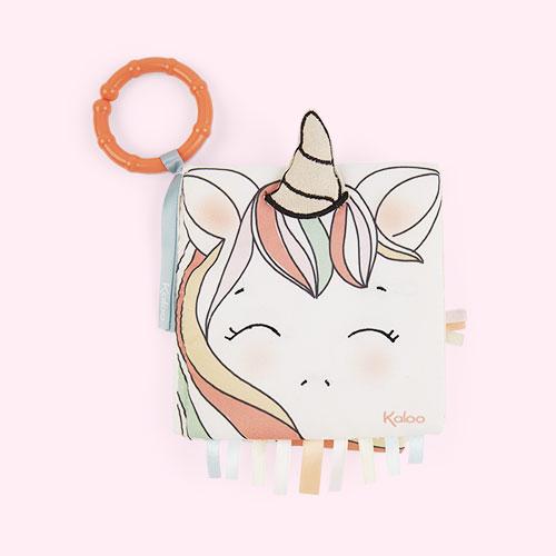 Unicorn Kaloo My Activity Book