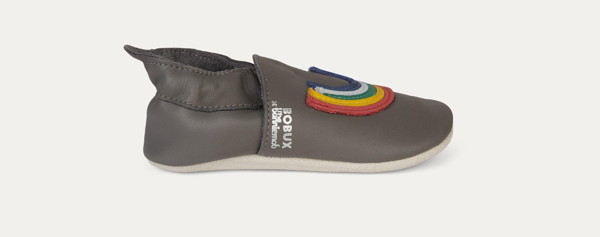 Imagine Rainbow Bobux Bobux x The Bonnie Mob Soft Soles