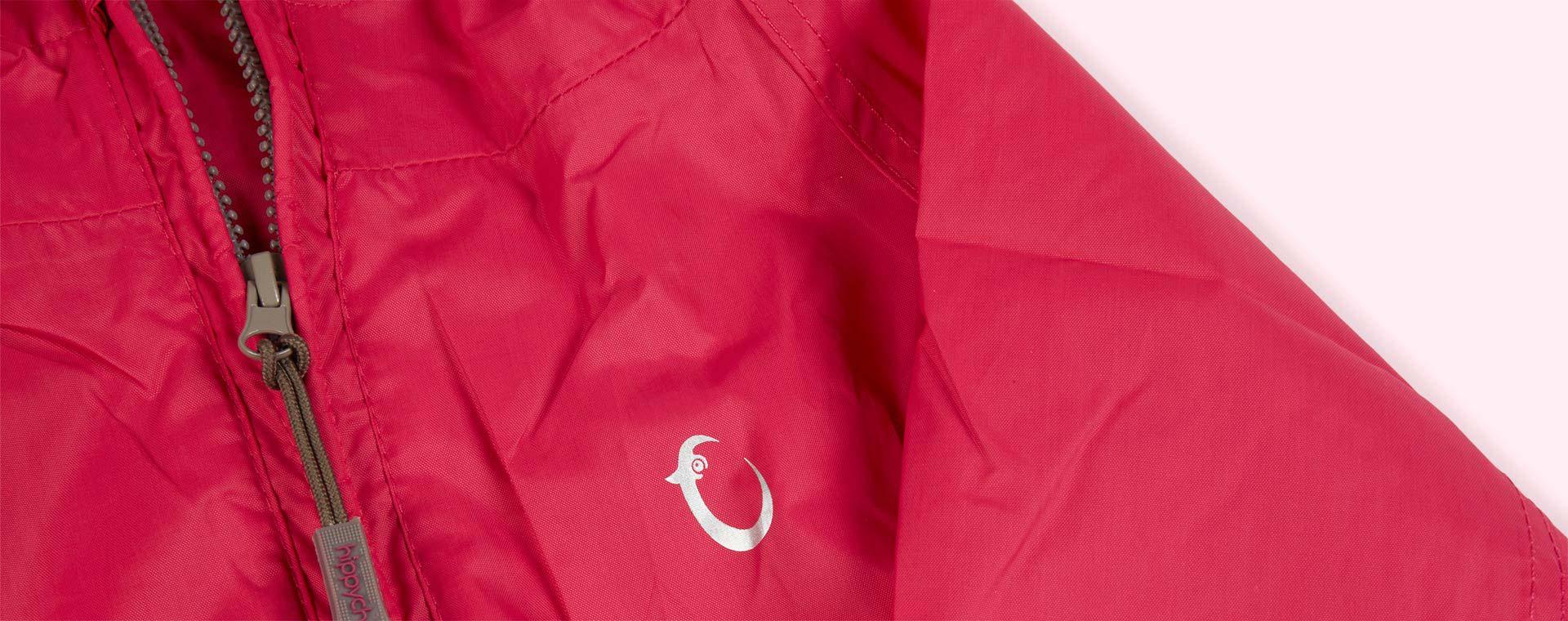 Pink Hippychick Packasuit Waterproof All-In-One