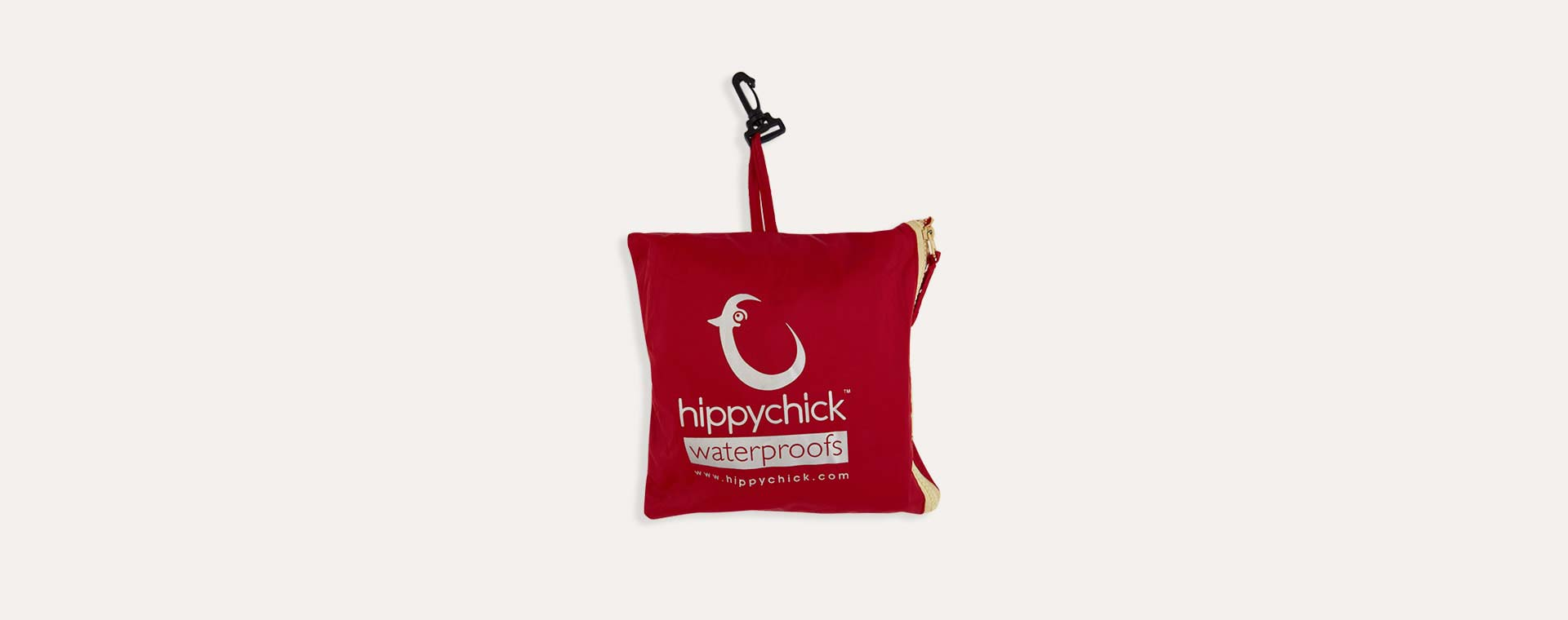 Red Hippychick Packasuit Waterproof All-In-One