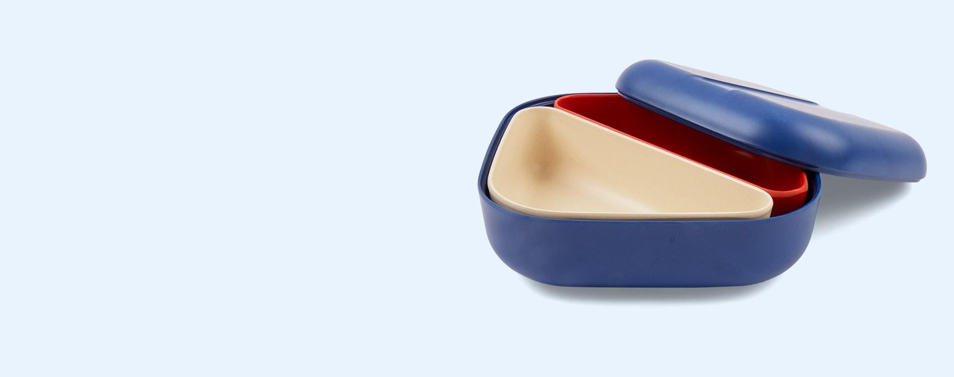 Royal Blue EKOBO Go Bento Lunch Box