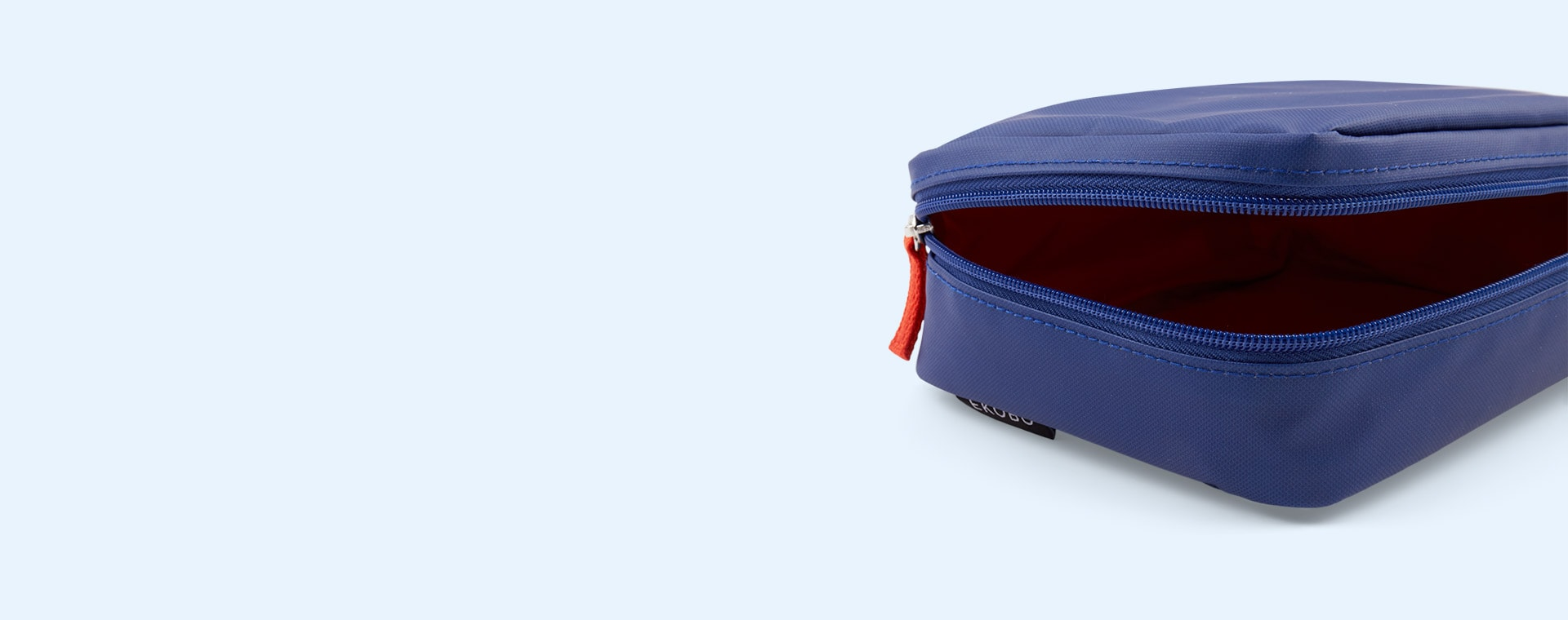 Royal Blue / Persimmon EKOBO Go Repet Lunch Bag