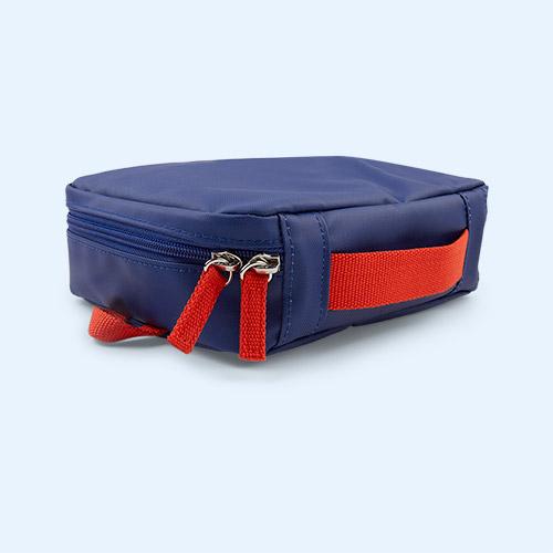 Royal Blue / Persimmon EKOBO Go Repet Lunch Bag
