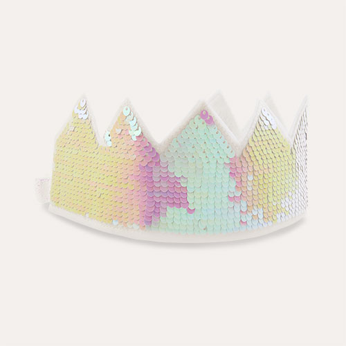 Multi Meri Meri Reverse Sequin Party Crown