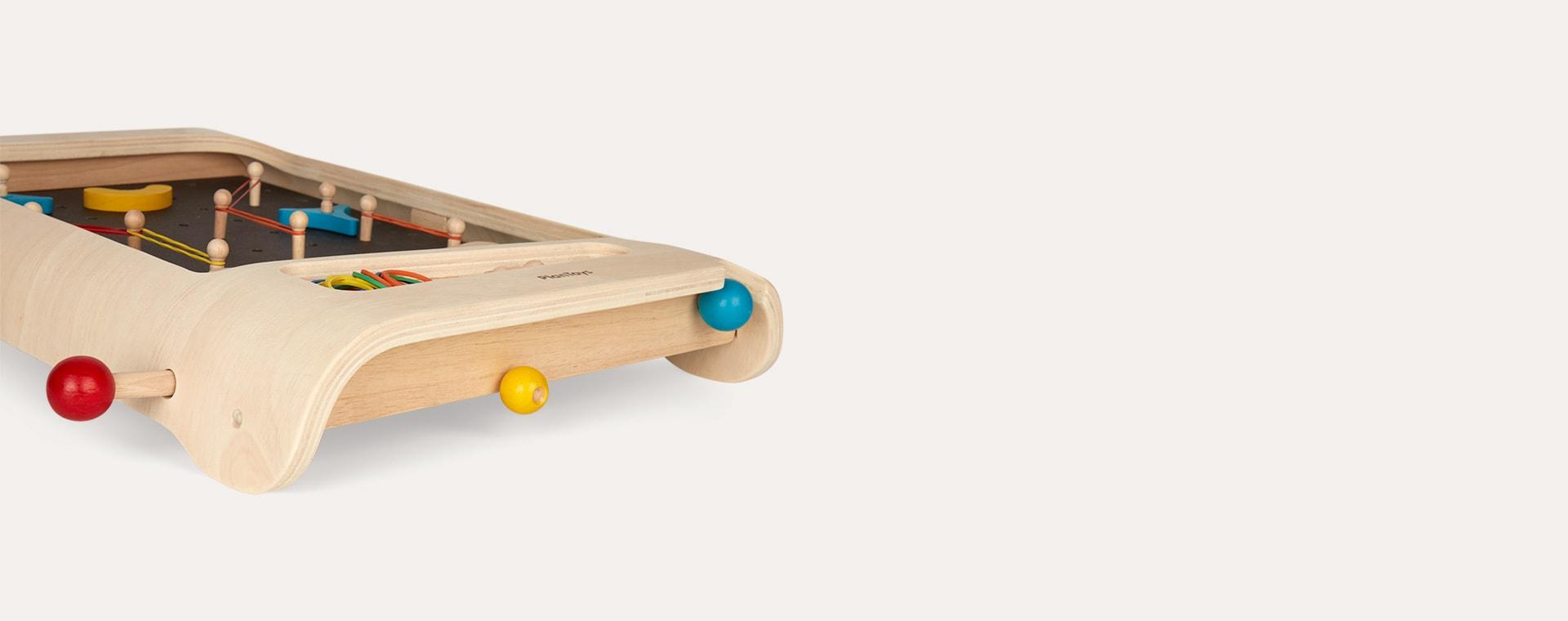 Neutral Plan Toys Pinball