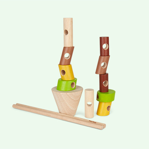 Multi Plan Toys Stacking Logs