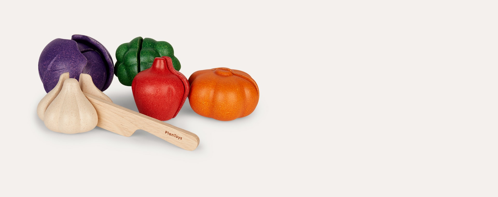 Multi Plan Toys Veggie Set