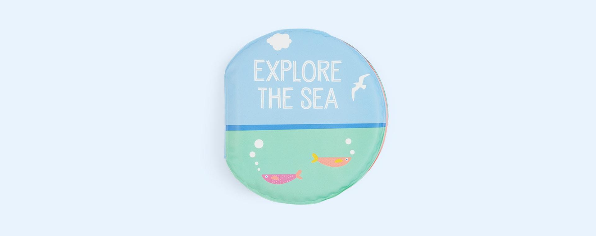 Explorer Sunnylife Bath Book