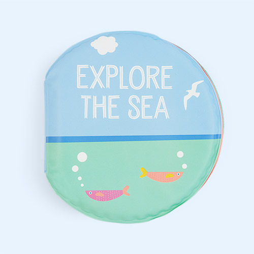 Explorer Sunnylife Bath Book
