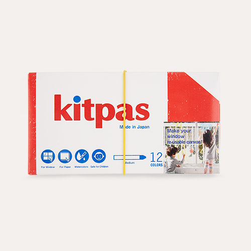 Multi kitpas Medium 12 Colours
