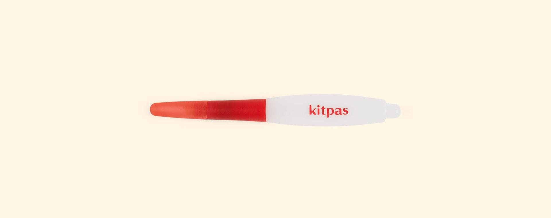 White kitpas Water Brush Pen