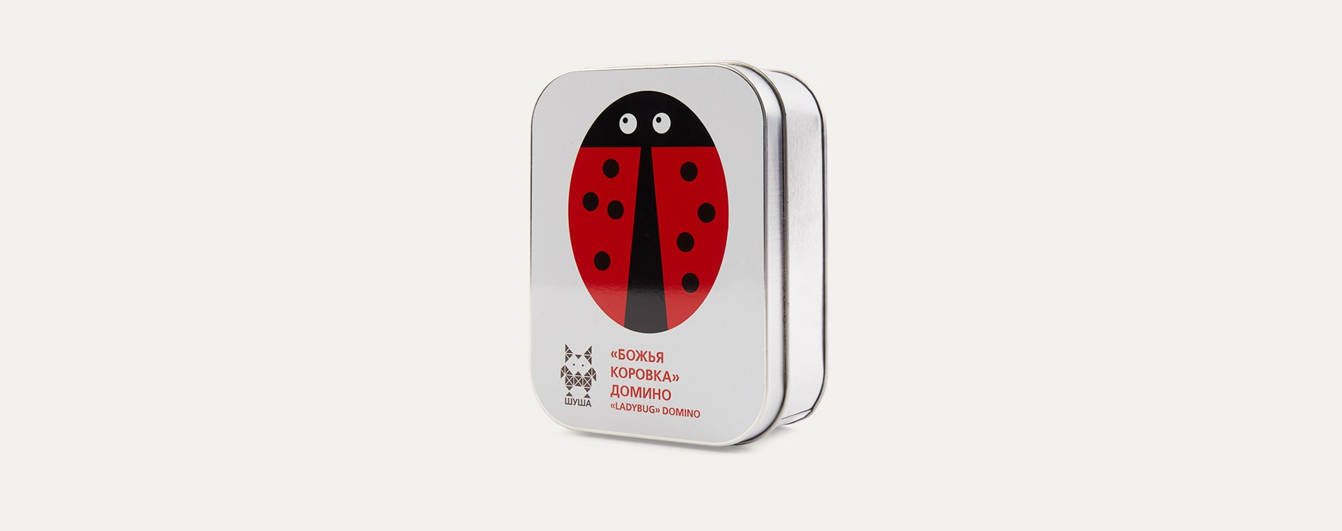 Multi SHUSHA Lady Bug Dominoes