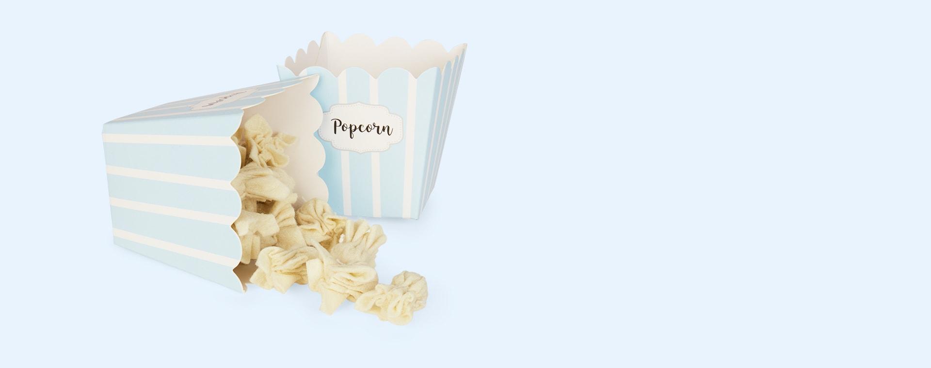 Grey Jabadabado Popcorn Trolley