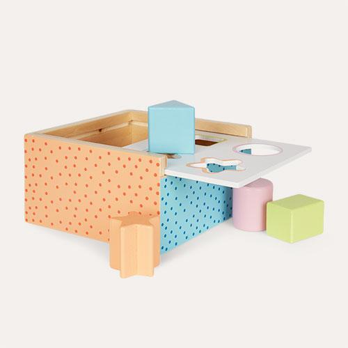 Multi Jabadabado Sorter Box Colour Line