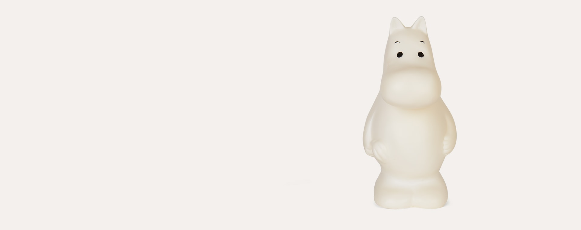 White House of Disaster Moomin Table Lamp