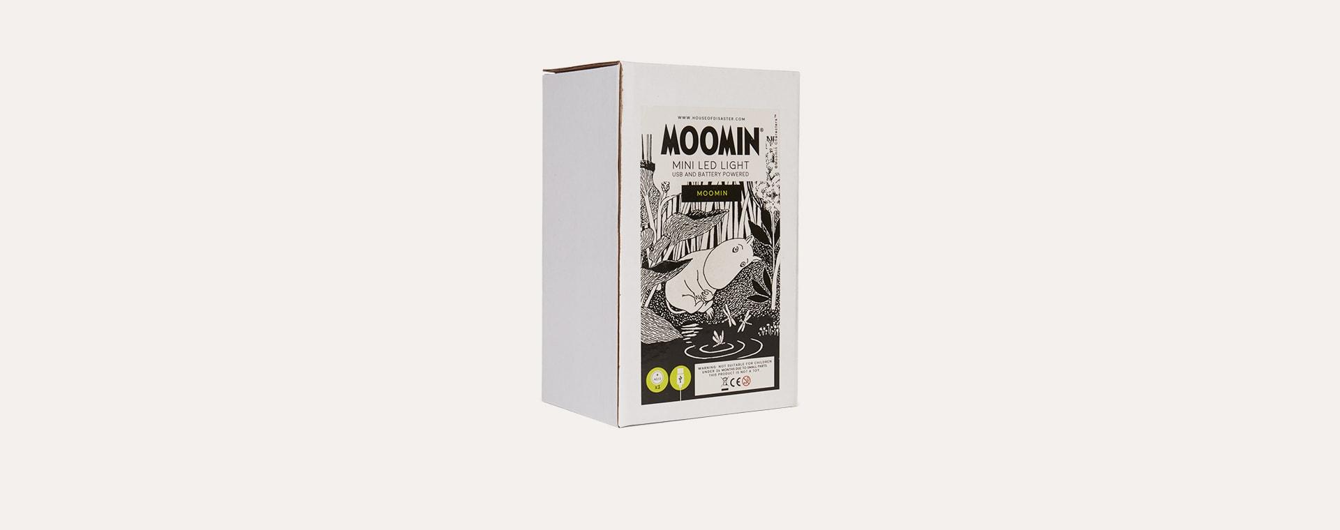 White House of Disaster Moomin LED Night Light