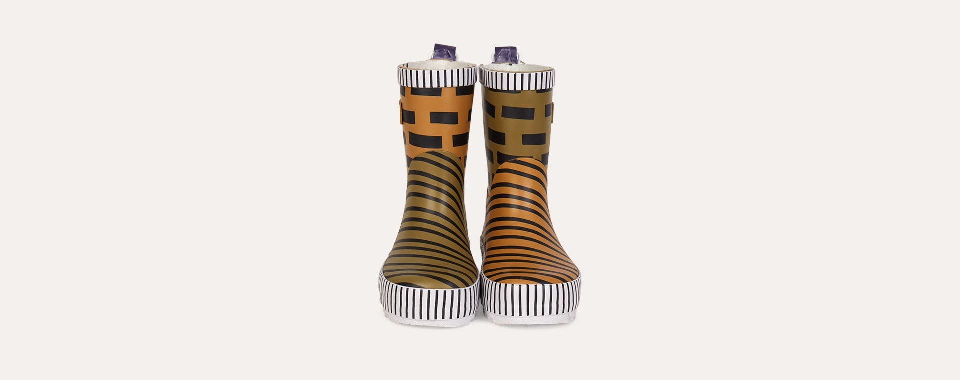 Brown Sticky Lemon Special Edition Boots