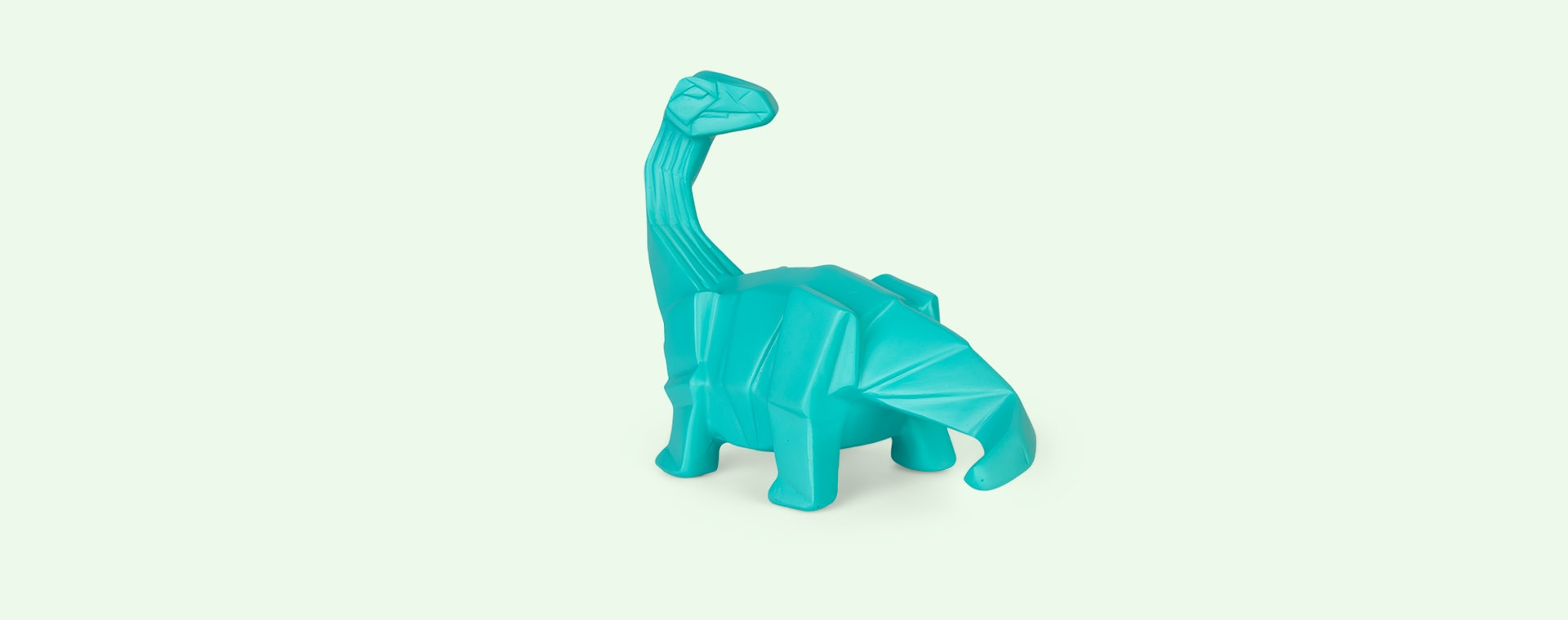 Brachiosaurus House of Disaster Origami Dinosaur LED Lamp