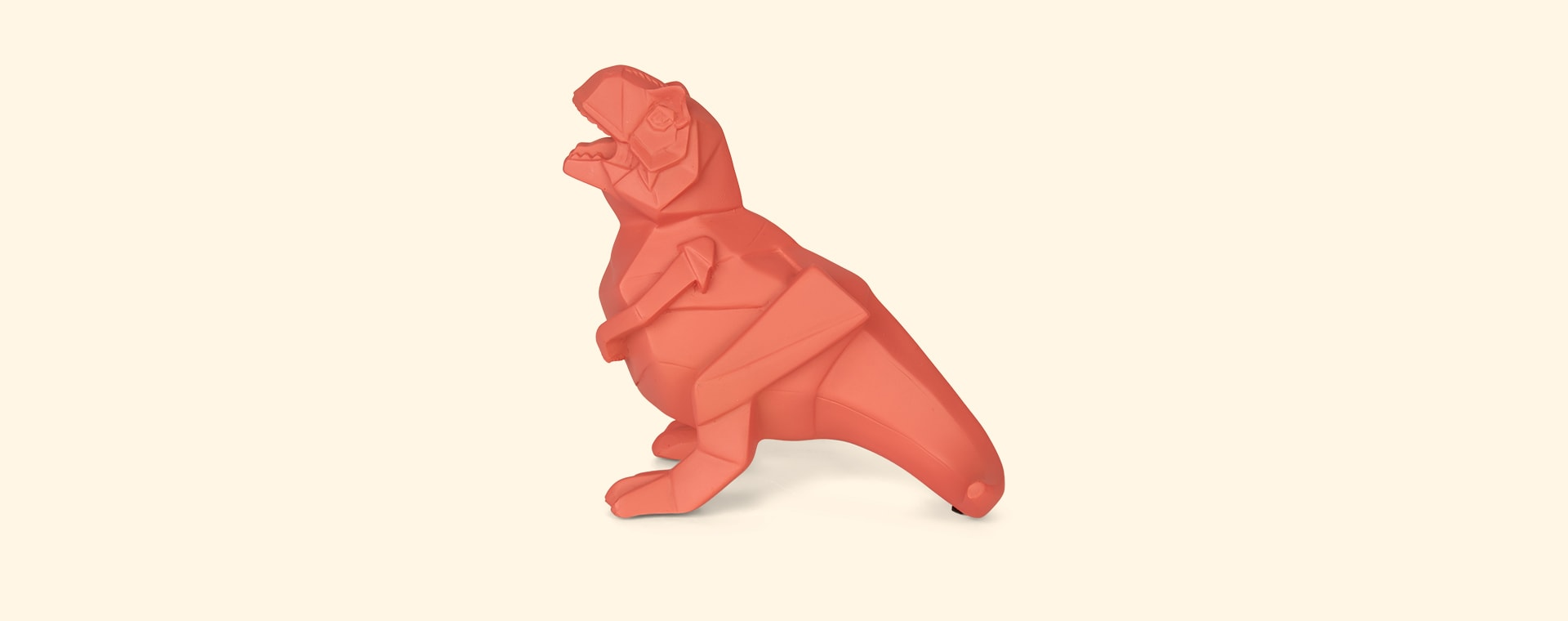 T-Rex House of Disaster Origami Dinosaur LED Lamp