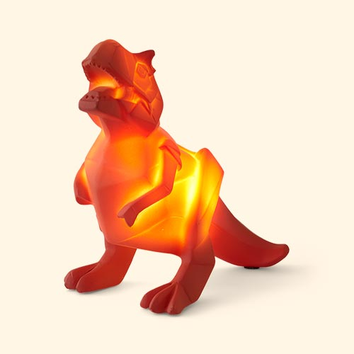 T-Rex House of Disaster Origami Dinosaur LED Lamp