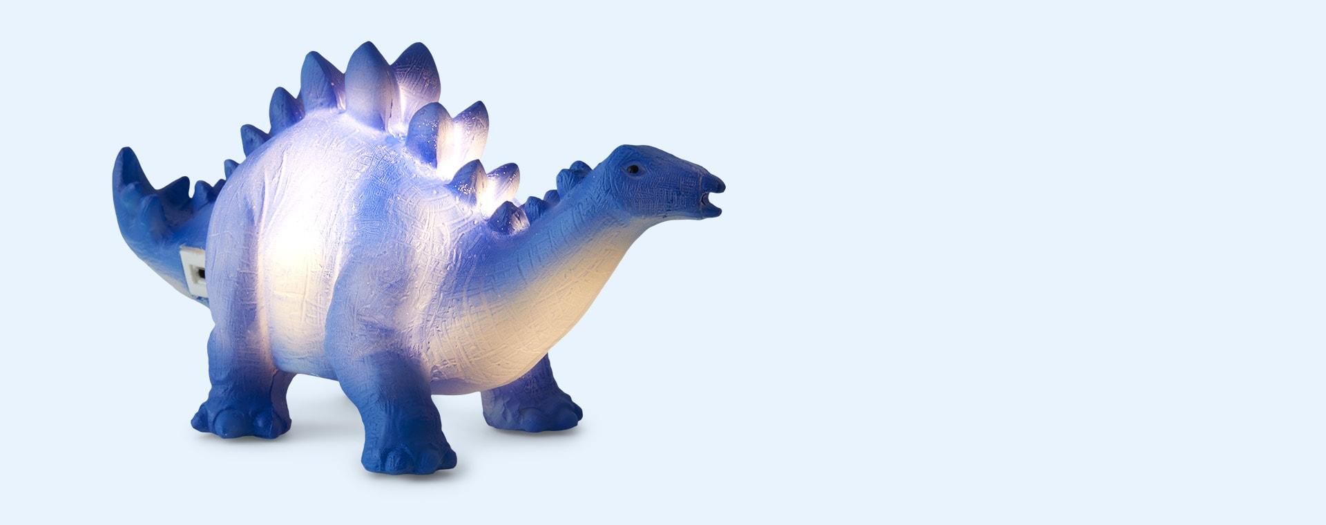 Stegosurus House of Disaster Dinosaur LED Lamp