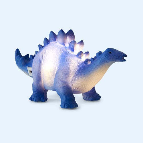 Stegosurus House of Disaster Dinosaur LED Lamp